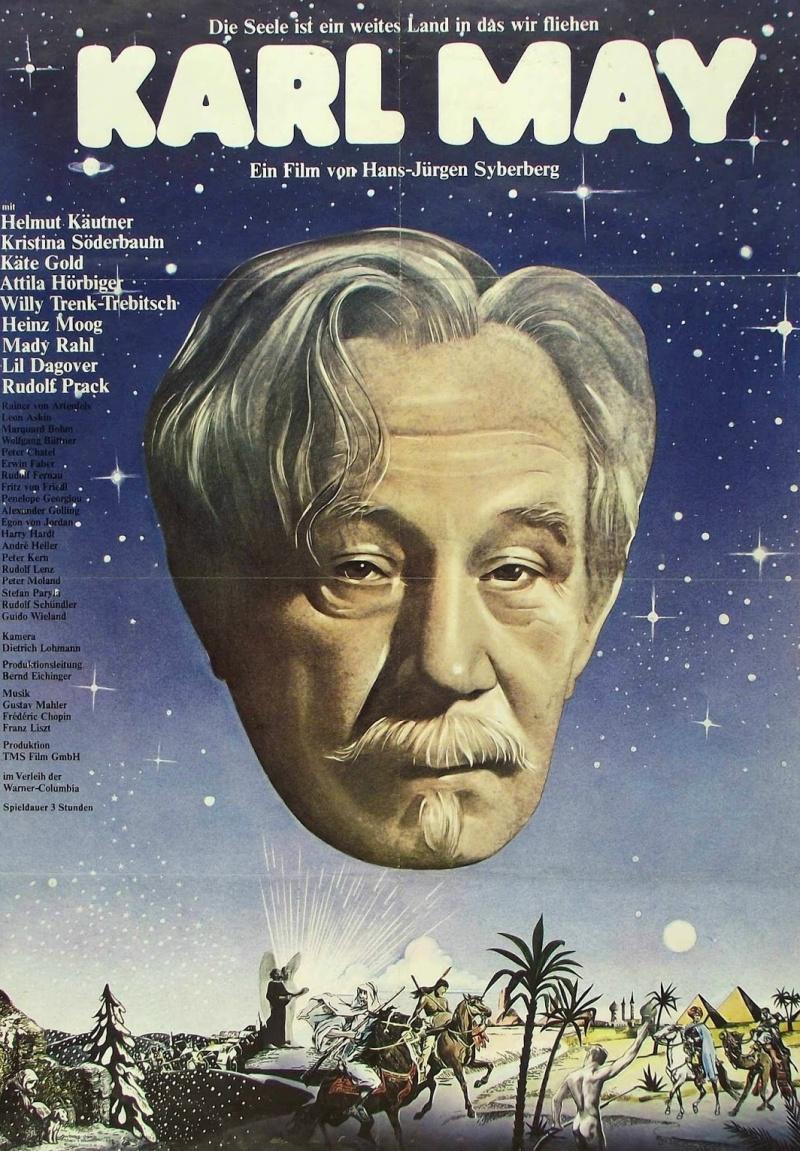 KARL MAY Hans-Jürgen Syberberg Duits ; geen ondertiteling 1974 ; 187 min. - KarlMay01